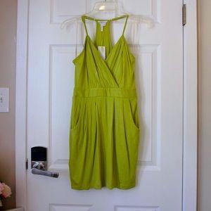 BCBGeneration Key Lime Dress